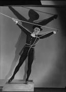 Serge Lifar in Ballets Russes, June 20, 1928, 20 x 16 Platinum Palladium on 24 x 20 Paper, Ed. 27