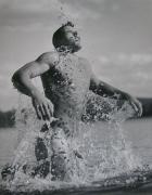 Nick, Adirondack Park, New York, 2001, Silver Gelatin Photograph