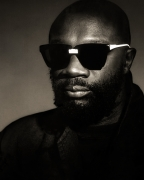Isaac Hayes, Los Angeles, 1988, Archival Pigment Print