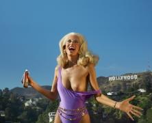 Lili, Hollywood, California, Chromogenic print