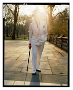 Tom Wolfe, New York, NY, 2007, 20 x 16inches,Archival Pigment Print,Ed. of 25