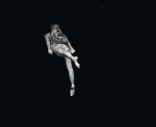 Mermaids 18, Weeki Wachee, Florida, 2007, 19 x 24 Chromogenic Print