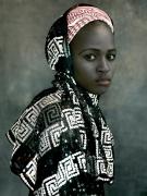 Boukari Kaoulatou, Peuhl Festival, Pehunco,Benin, 2011, Archival Pigment Print