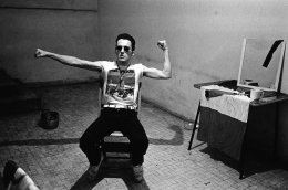 Joe Strummer, The Clash, Milan, 1981, 16 x 20 inches - Archival Pigment Print - Edition of 50