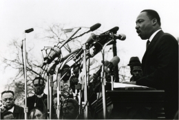 Martin Luther King Jr., 1965, Archival Pigment Print