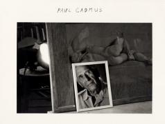 Paul Cadmus, August 4, 1992, 11 x 14 Silver Gelatin Photograph, Ed. 25