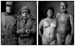 Northerners / Nudists, 2004 / 2005, 20 x 32-1/2 Diptych, Archival Pigment Print, Ed. 20