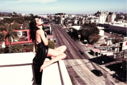 Gargoyle of the Chateau Marmont, Los Angeles, 2017, Archival Pigment Print