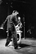 Elvis Back with Hound Dog, 1956