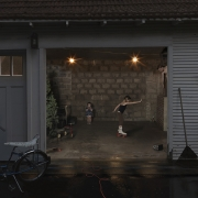 Garage, 2012 22 x 22 Inches, Archival Pigment Print, Edition of15
