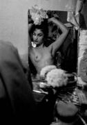 Le Sphynx, with Yvette, Paris, France (i), 1956