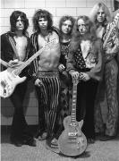 Aerosmith, New York, NY, 1973, Silver Gelatin Photograph
