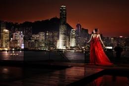 Girl in Hong Kong, 2009, 20 x 24 Digital C-Print, Ed. 15