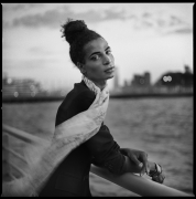 Mahayla McElroy, New York, NY, 2015, 20 x 16 inches, Silver Gelatin Photograph, Ed. of 25