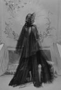Mainbocher Dress, Jewels by Cartier, 1935, 20 x 16 Platinum Palladium on 24 x 20 Paper, Ed. 27