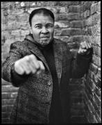 Muhammad Ali, New York, NY, 2004, 20 x 16 inches, Silver Gelatin Photograph, Ed. of 25