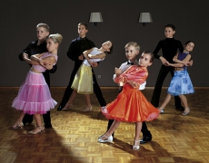 Dancing School #10, 2002, 16 x 20 Digital C Print, Ed. 7