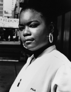 Roxanne Shante, NYC, 1986, 20 x 16inches - Archival Pigment Print - Edition of 50