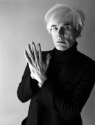 Andy Warhol, Turtleneck, Fingers Opened