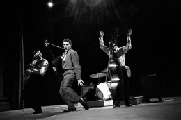 Four Fingers, 1956
