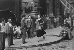 Ruth Orkin American Girl in Florence, Italy, c. 1950's