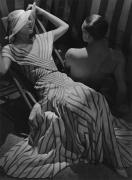 Horst and Model, Beachwear by Chanel, 1933, 20 x 16 Platinum Palladium on 24 x 20 Paper, Ed. 27