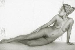 Stella, 2000, 22 x 30-3/4 Fresson Print, Ed. 15