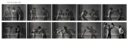 The Kentucky Kid, 2001, (10) 5 x 7 Silver Gelatin Photographs, Ed. 25