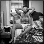 Tony Zosherafatain, New York, NY, 2015, 20 x 16 inches, Silver Gelatin Photograph, Ed. of 25