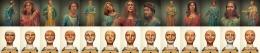 Da Vinci, The Last Supper, 2016, Archival Pigment Print