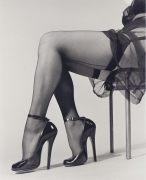 Silk and Rust, 1981, Silver Gelatin Photograph