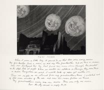 Many Moons, 1989, 7 x 9-3/4 Silver Gelatin Photograph, Ed. 25