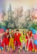 Untitled XI, Carolina Herrera, Gucci, Simone Rocha, J. Mendel, Town & Country, 2013, 20 x 16 inches, Archival Pigment Print, Edition of 15