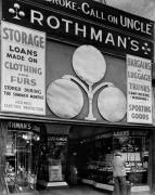 Rothman's Pawn Shop, New York, 1938