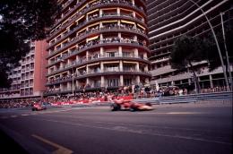 Ste. Devote, Monaco, 1971, 17 x 22 Archival Pigment Print