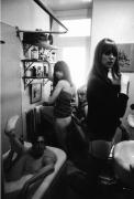 Bruce Conner (in tub), Toni Basil, Teri Garr and Ann Marshall, 1965, Archival Pigment Print