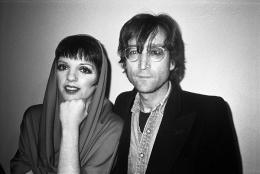 Liza Minelli and John Lennon, 860 Broadway, 1978