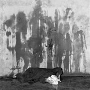 Wall Shadows, 2003, Silver Gelatin Photograph