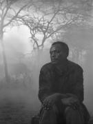James with Tawa beyond, Kenya, 2020