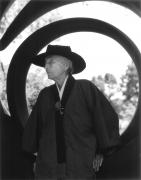 Georgia O'Keefe, New Mexico, 1980 (6928-67-11), Silver Gelatin Photograph