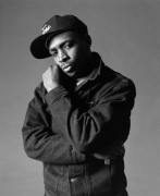 CHUCK D, NYC, 1987, 20 x 16inches - Archival Pigment Print - Edition of 50