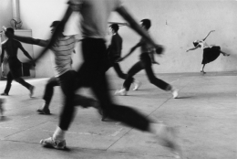 """Rita Moreno During a Rehearsal for """"West Side Story"""", 1961"""