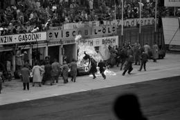 Georgio Scarlatti, Ferrari Dino 196S, Nürburgring, 1960