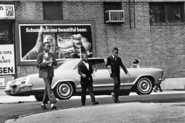 Homebound, New York, 1969, Silver Gelatin Photograph