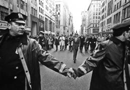 Senator Robert F. Kennedy, St. Patrick's Day Parade, New York City, 1968, 17 x 22 Archival Pigment Print, Edition 35