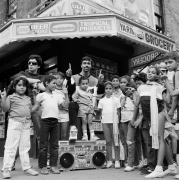 Lower East Side Freshmen, NYC, 1988, 16 x 20 inches - Archival Pigment Print - Edition of 50