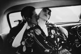 Irving Blum and Peggy Moffitt (Later Print made in Artist's lifetime), 1964