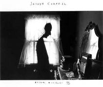 Joseph Cornell, 1972, 6-1/2 x 10 Silver Gelatin Photograph, Ed. 25
