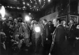 Marlon Brando at the 1954 Academy Awards Ceremony, 1955
