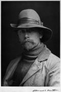 Edward S. Curtis, Self-Portrait, c. 1899